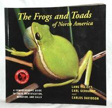 The Frogs and Toads of North America: A Comprehensive Guide to Their . +Cd
