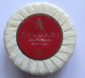 BN & UNOPENED: BVLGARI EAU PARFUMEE AU THE ROUGE SOAP 50g