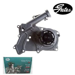 GATES Engine Water Pump for Hyundai Genesis Coupe V6; 3.8L 2010-2013