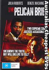 The Pelican Brief DVD Postage Within Australia Region All