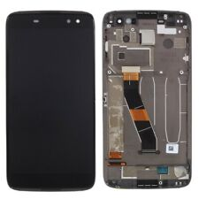 Pantalla Completa LCD + Tactil + Marco Alcatel Idol 4s / 6070 Negro