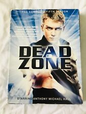 The Dead Zone - The Complete Fifth  Season (DVD, 2005)