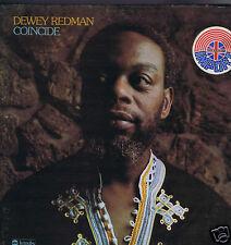 LP DEWEY REDMAN COINCIDE