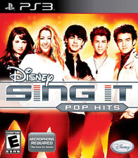 Disney Sing It: Pop Hits PS3 New Playstation 3