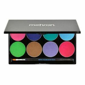 NEW Mehron Paradise Makeup AQ · Face & Body Makeup · Pastel E17D2 · See Photos