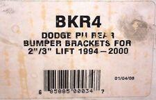 "Dodge (BKR4) Pick-Up Rear Bumper Brackets for 2""/3"" Lift 1994-2000 *READ*"