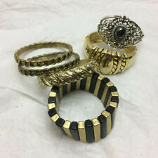 6 Ladies Bracelets Bangles