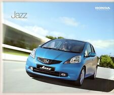 Honda Jazz 2010-11 UK Market Sales Brochure 1.2i 1.4i S SE Si ES EX