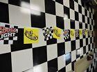 NASCAR RACING Original COORS Racing Pennants