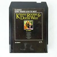 Kenny Rogers & Dotie West 8 Track Classics