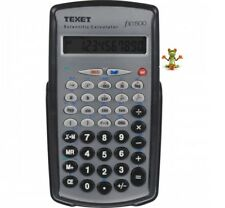TEXET FX1500 56 FUNCTION ENTRY LEVEL SCIENTIFIC CALCULATOR*IDEAL FOR SCHOOL**