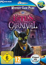 Mystery Case Files * Fate's Carnival * hormiguero-juego PC DVD-ROM
