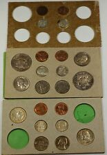1955 P Mint Set Gem BU 5 coins Franklin Full Bell Lines in Holder PQ #PA167