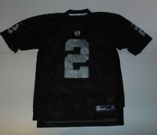 NFL Oakland Raiders American football jersey large mens #RUSSELL 2 On Field NEW