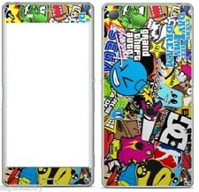 Sticker Bomb Skin Sticker Decal Wrap Cover Vinyl for All Sony Xperia. 002