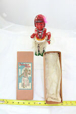 Hawaiian Dancer - Wind Up Celluloid Toy - Japan - Boxed