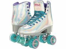 Impala Holographic Quad Rollerskates, Size 8