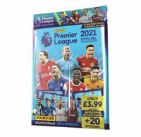 Panini's Premier League 2021 Sticker Collection Starter Pack