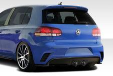 10-14 Volkswagen Golf GTI Duraflex RV-S Rear Bumper 1pc Body Kit 108294