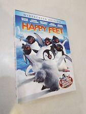 Happy Feet Widescreen Edition Movie DVD  EUC