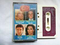 El cancionero Rocio Jurado Peret Manolo Escobar Maria Jimenez Belter cassette