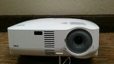 NEC MultiSync VT695 LCD Projector w/ 1784 lamp hours used