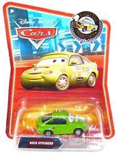 Disney Pixar Cars Final Lap Collection #142 Nick Stickers Die-Cast Vehicle!