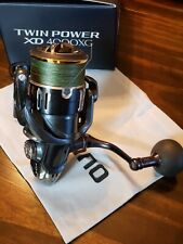SHIMANO TWIN POWER XD 4000XG Spinning Reel