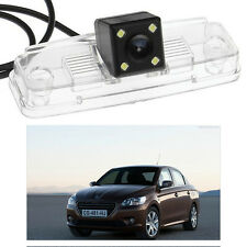 CCD Backup Rear View Car Camera For Peugeot 308 301 207CC 2013 YEAR