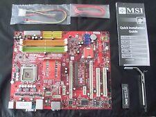MSI P6N SLI V2  SOCKET 775 MOTHERBOARD