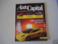 AUTOCAPITAL 4/1995 SCORPIO COSWORTH/BARCHETTA/BMW 328