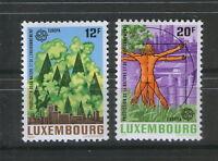 LUXEMBOURG-MNH** -SET-EUROPA CEPT-1986.