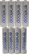Panasonic Eneloop 4 AAA and 4 AA Rechargeable Batteries