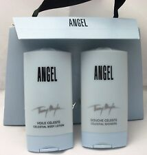 Angel by Thierry Mugler Set Celestial Body Lotion 1.0 oz + Shower Gel 0.83 oz