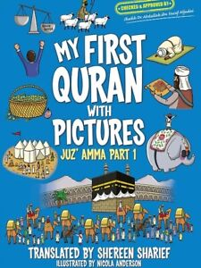 My First Quran With Pictures: Juz' Amma Part 1 Second Edition