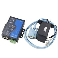 RS232 Serial to RS422 RS485 Optical Isolation lightningproof Interface Converter