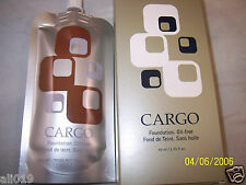 CARGO Foundation [2] OIL-FREE F-90 1.35 fl.oz. 40 ml All Skin Type  NEW/BOXED
