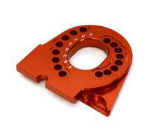 Integy Aluminum Motor Mounting Plate: Traxxas TRX-4 & Trail Crawler C28020RED