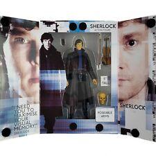 BBC Sherlock Holmes TV Series Benedict Cumberbatch 5 Inch Action Figure