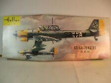 1960s VINTAGE HELLER 1/72 JUNKERS Ju87B-1 STUKA DIVE BOMBER   #L388