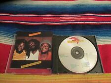 """New ListingThe Itals - """"Brutal Out Deh"""" used Cd roots reggae Nighthawk 1981 Sly & Robbie"""