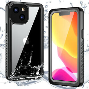 Shockproof Waterproof Case For iPhone 13 Pro Max Mini Outdoor Sport Diving Cover