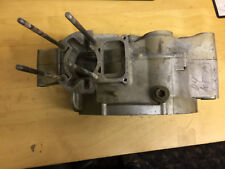 USED 1984 KTM 125 CRANKCASE ENGINE CASES LEFT AND RIGHT 500 30 003 000 /004 000