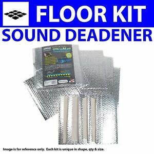 Heat & Sound Deadener Chevy Truck 1973 - 1987 Floor Kit 32427Cm2 rat