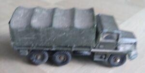 Dinky Toys Berliet Gazelle Militaire 824