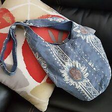 Sling Sac Women's Purse Shoulder Bag Tote Hobo Floral Medium FWUW