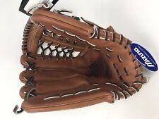 "New Mizuno Global Elite Baseball Glove GGE 7BR 12.75"" LHT Brown LEFT HAND THROW"