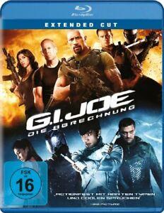 G.I. Joe - Die Abrechnung - Extended (Blu-ray) Bruce Willis - Dwayne Johnson NEU