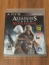 Assassin's Creed: Revelations (Sony PlayStation 3, 2011) Complete!