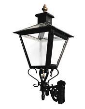 Lanterne d'extérieur ancienne en cuivre